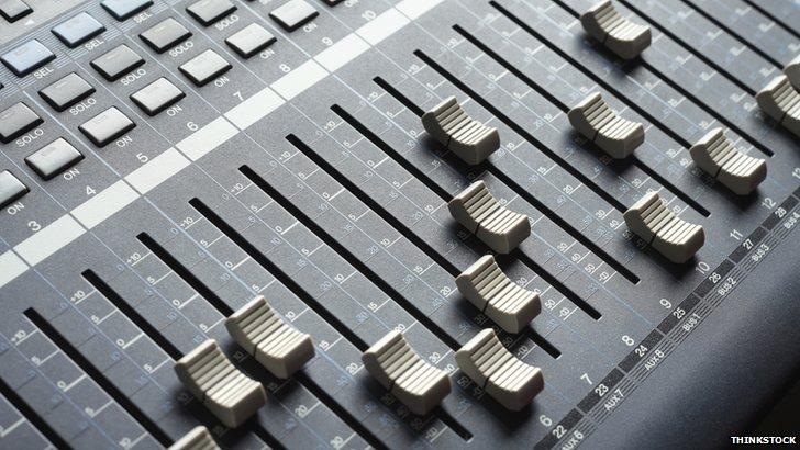 Radio desk