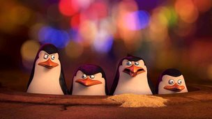 Still from Penguins of Madagascar