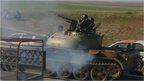 Kurdish tank