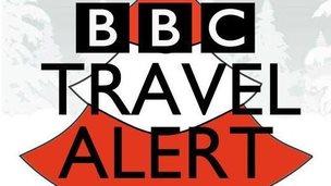 BBC travel alert