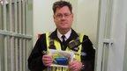 Inspector Paul Valentine
