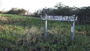Durrants Lane, Berkhamsted