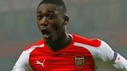 Sanogo to leave Arsenal on loan