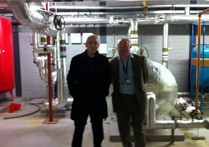 Jon Harle in The Sage Gateshead