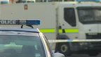 Bomb squad and PSNI