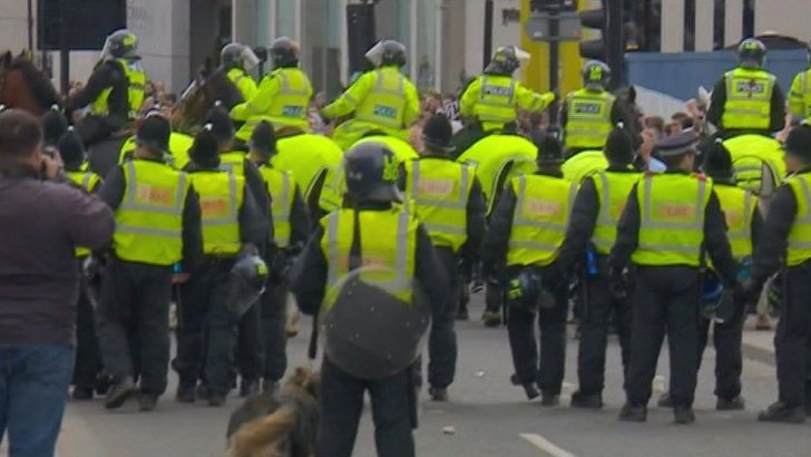 Police in Newcastle