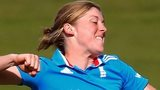 England's Heather Knight