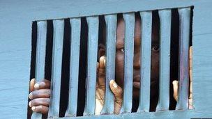 Prisoner in Nigeria (August 2007)