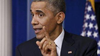 Barack Obama, 19 Dec