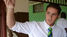 Former Sierra Leone manager Johnny McKinstry