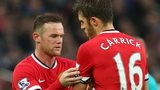 Wayne Rooney and Michael Carrick
