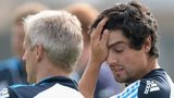 Peter Moores and Alastair Cook