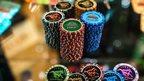 Gaming coins in Macau