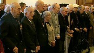 World War Two veterans