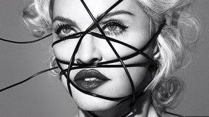 Madonna Rebel Heart album