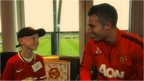 VIDEO: Man Utd enjoy Christmas 'dream day'