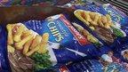 Aunt Bessie's frozen chip