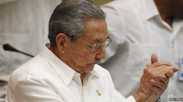 Cuba 'will stay on' communist path...