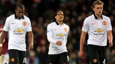 Manchester United frustrated