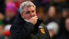 VIDEO: Difficult time at Hull - Bruce