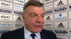 VIDEO: Top four spot delights Allardyce