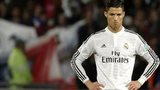 Cristiano Ronaldo stands over a free-kick