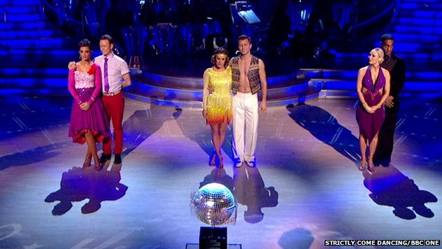 VIDEO: Strictly 2014 winner is crowned...