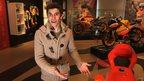 MotoGP champion Marc Marquez shows BBC Sport his motorbikes
