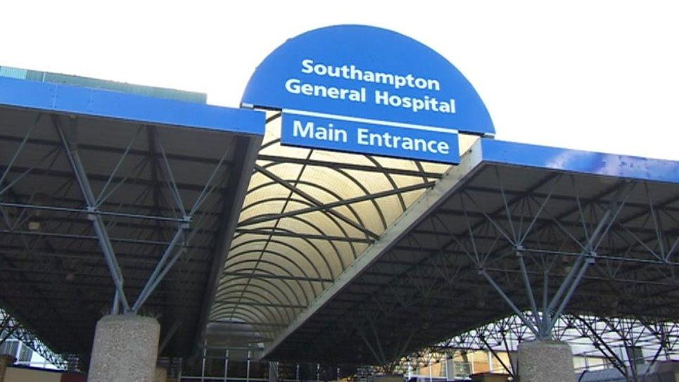 Norovirus closes Southampton General Hospital Wards - BBC News