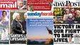 Sunday Mail, Sunday Herald, Sunday Post