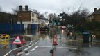 Whyteleafe floods