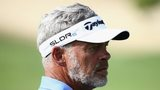 Darren Clarke was one shot off the pace going into the final round in Dubai