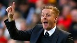 Swansea boss Garry Monk