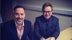 Screen grab taken from the Instagram account of Sir Elton John of a post of him with David Furnish (left) signing paperwork as they officially marry