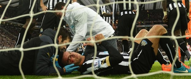 Newcastle's Steven Taylor