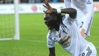 Williams sure of Gomis goal threat