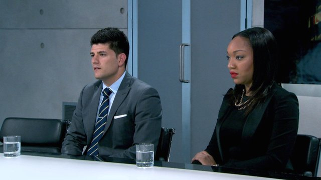 VIDEO: Who won the The Apprentice final?...