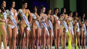 Miss Intercontinental 2014 beauty pageant final 04/12/2014