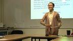A Confucius Institute class