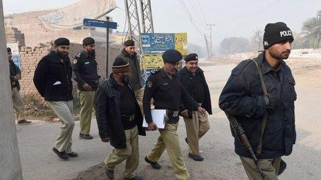 Pakistan arrests over school attack