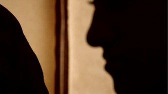 Yazidi women in silhouette