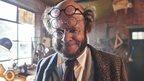 Harry Hill as Professor Branestawm