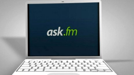 how to ask questions anonymously on ask fm