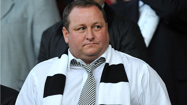 mike ashley