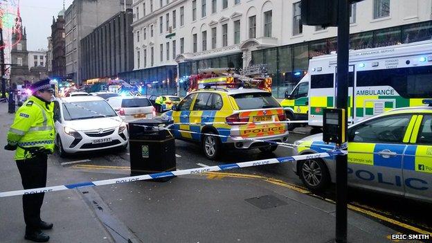 George Square incident