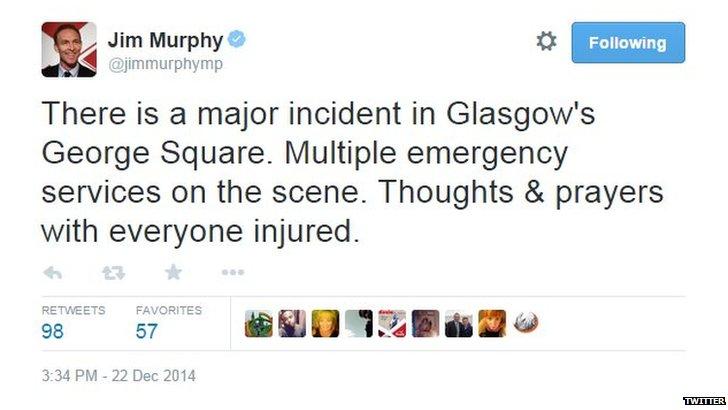 Jim Murphy Tweet screengrab