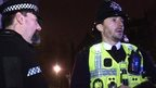 Derbyshire police officers