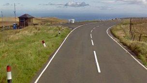 A18 Mountain Road