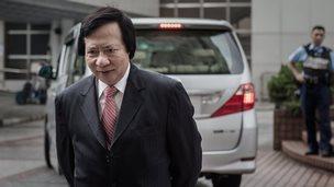 Thomas Kwok, one of the chairmen of development giant Sun Hung Kai Properties