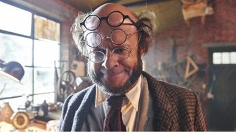 Harry Hill as Professor Branestawm